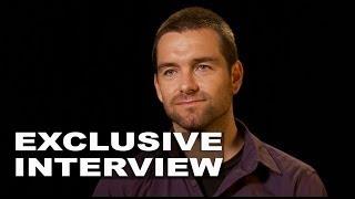 Banshee: Antony Starr Exclusive Interview Part 1 (Lucas Hood)