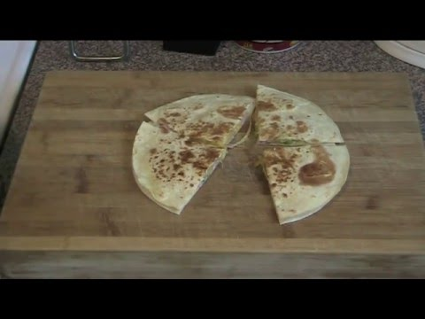 Quick Quesadillas (Mexican Toasted/Grilled Cheese Sandwiches) - RECIPE ...
