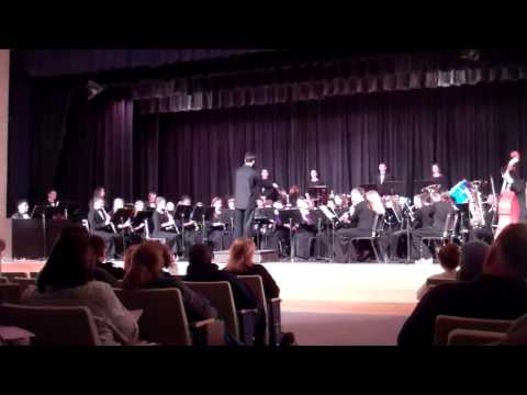 Quabbin Regional High School Symphonic Winds 1