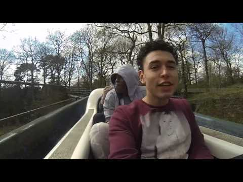 Alton Towers Trip | With UK YouTubers!