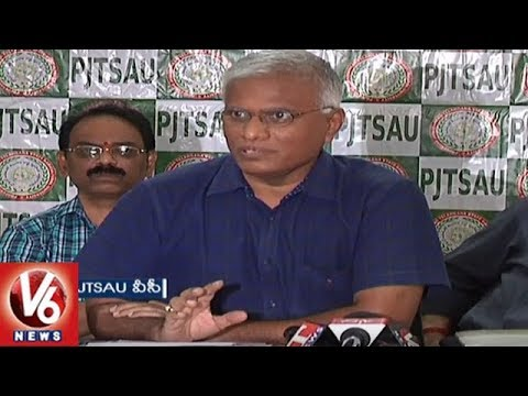 PJTSAU VC Praveen Kumar Expresses Happy Over National Rankings 2017 | V6 News