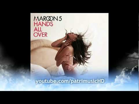 Maroon 5 - Never Gonna Leave This Bed (hands All Over) Lyrics Hd video