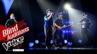 ERROR99 - เสมอ - Blind Auditions - The Voice Thailand 2019 - 16 Sep 2019
