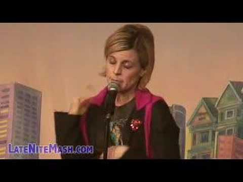The Late Nite Mash - thursday november 9, 2006:Maria Bamford