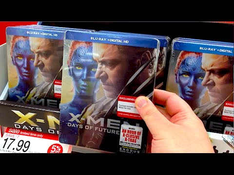 Blu-ray / Dvd Tuesday Shopping 10/14/14 : My Blu-ray Collection Series