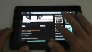 Blackberry Playbook Email & Web Browsing