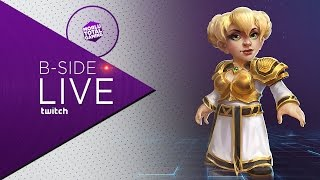 B-SIDE! - HEROES OF THE STORM (CROMIE)