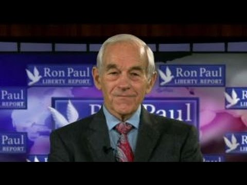 Ron Paul: The purpose of government is not to make us safe