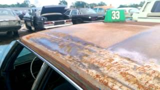Junkyard Finds: Cadillac Sedan Deville