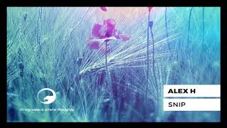 Alex H - Snip (Luvmac Remix) [Progressive State Records]