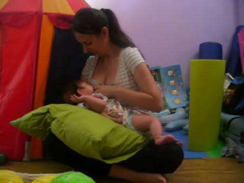 Lactancia Materna IV: Intentando amamantar