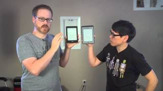Quick Look at the Amazon Kindle Paperwhite