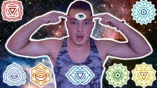HOW TO UNLOCK LIFES BIGGEST SECRET! THE THIRD EYE (OPEN ALL CHAKRAS)