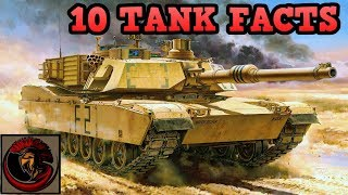 10 Facts you may not know about Tanks