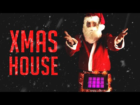 ELECTRO DRUM PADS 24 - CHRISTMAS HOUSE
