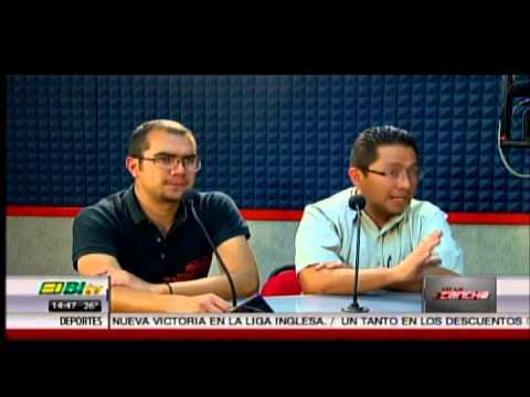 Entrevista Miguel y Oziel sobre Mtb Reto la Catrina en Bi TV