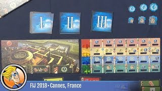 7 Wonders: Armada — game preview at FIJ 2018 in Cannes