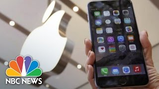 10 Years Of Apple iPhone: A Look Back | NBC News
