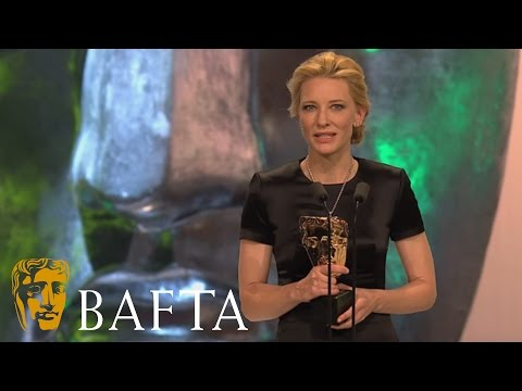 Leading Actress BAFTA Winner in 2014 - Cate Blanchett