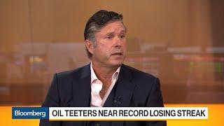 Oil's Plunge Poses Risk to U.S. High Yield, Tavistock CIO Says