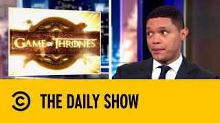 Therapy Offered For Game Of Thrones Fans | The Daily Show with Trevor Noah