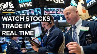 LIVE: Watch stocks trade in real time – 05/24/2019