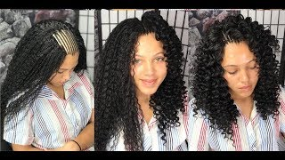 #378. YOU CAN CURL THIS SYNTHETIC HAIR + TUTORIAL