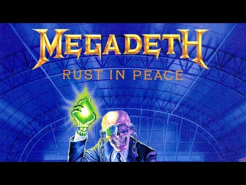 5 Things You DIDN'T Know About Megadeth's 'Rust In Peace' Album!