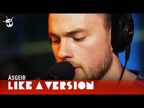 Ásgeir covers Milky Chance 'Stolen Dance' for Like A Version
