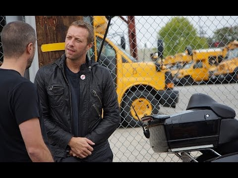Chris Martin. Zane Lowe. Part 1