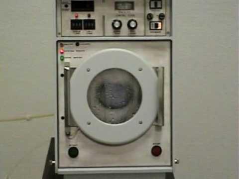 Semitool ST-240 Spin Rinser Dryer Demo
