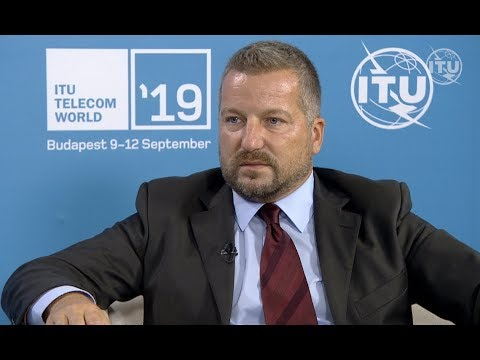 ITU TELECOM WORLD 2019: Ákos Bóna, Director for International Affairs Digital Future Foundation