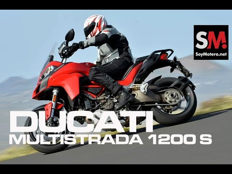 Presentación Ducati Multistrada 1200 S 2015