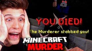 GERMANLETSPLAY HAT MICH KOMPLETT VERARSCHT! ✪ Minecraft MURDER