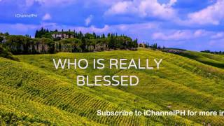 Ed Lapiz - Who is Really Blessed