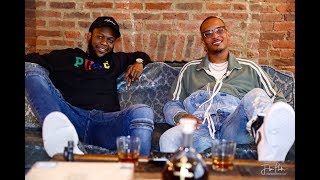 Cigar Talk: TI talks Kanye co-signing Trump, album,  Black Ownership