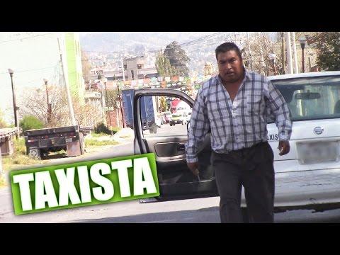 Broma a taxista | Broma pesada en la calle | Prankedy