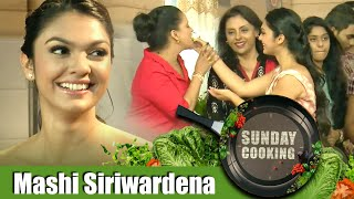 Sunday Cooking with Mashi Siriwardena | 11 - 10 - 2020