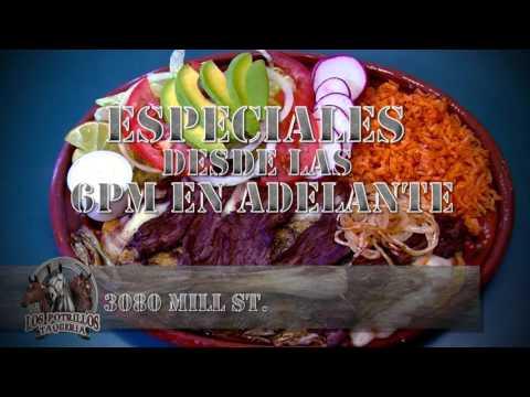 Tacos Potrillos Mexico vs  El Salvador