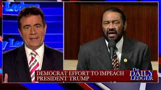 Stop the Tape! Democrat Effort to Impeach the President