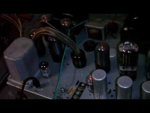 1959 Magnavox HiFi console repairs