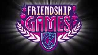Equestria Girls Friendship Games 2 трейлер