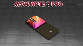 Redmi Note 8 Pro 48MP Camera, 5G, 8GB RAM, 256GB Internal
