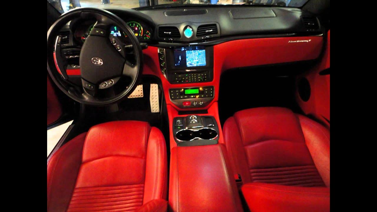 For Sale 2009 Maserati Granturismo S F1 Trans Coupe