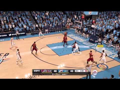 NBA LIVE 16 Demo !