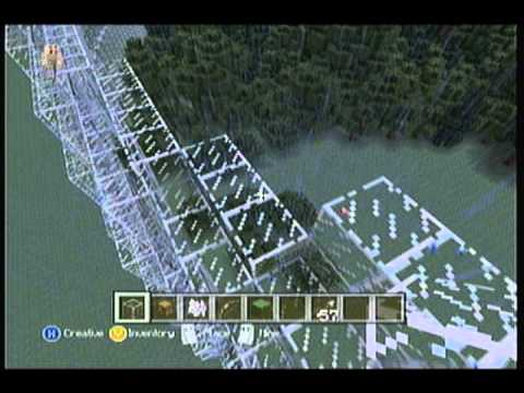 Minecraft:Xbox Ultimate Hunger games server build-Part 1