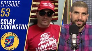 Colby Covington happy to see Ben Askren lose; rips Robbie Lawler | Ariel Helwani's MMA Show