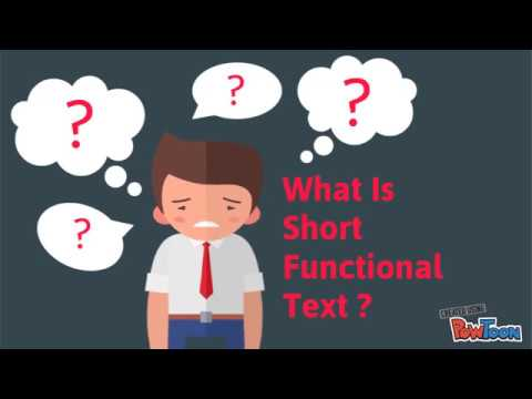 9 Short Functional Text   -  By Kristian Adi W