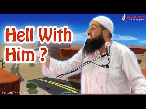 Hell With Him ? ᴴᴰ ┇Mohammad Hoblos┇ Dawah Team thumbnail