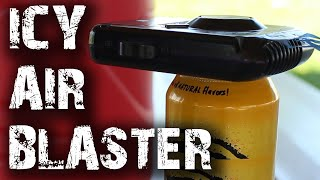How to Make an Icy Air Blaster